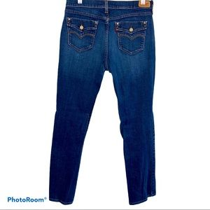 LEVI'S 505 Straight Jeans Size 12